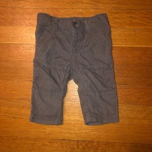 Baby Boy's 0-3M Corduroy Pants